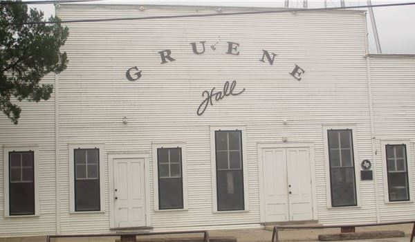Gruene Hall at New Braunfels